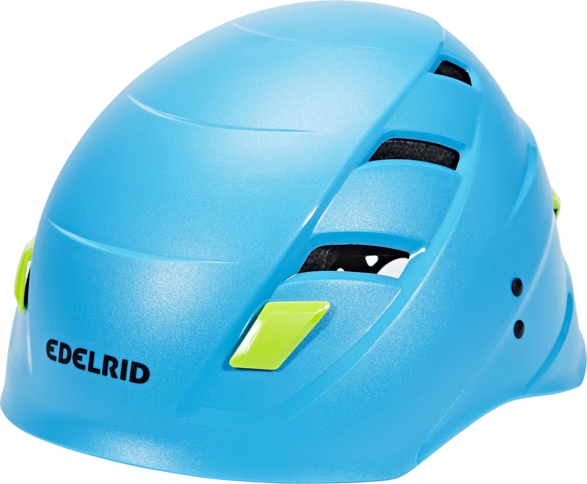 Edelrid Klettergurt Wing : Edelrid zodiac helmet icemint campz